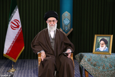 Ayatollah Khamenei issued a message on the occasion of the Iranian New Year.